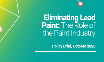 Eliminating Lead Paint: The Role of the Paint Industry