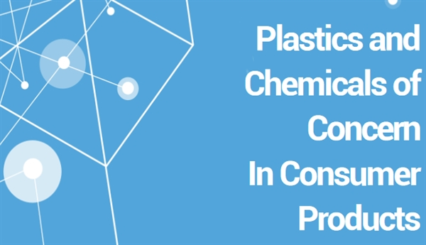 Plastics and Chemicals of Concern In Consumer Products